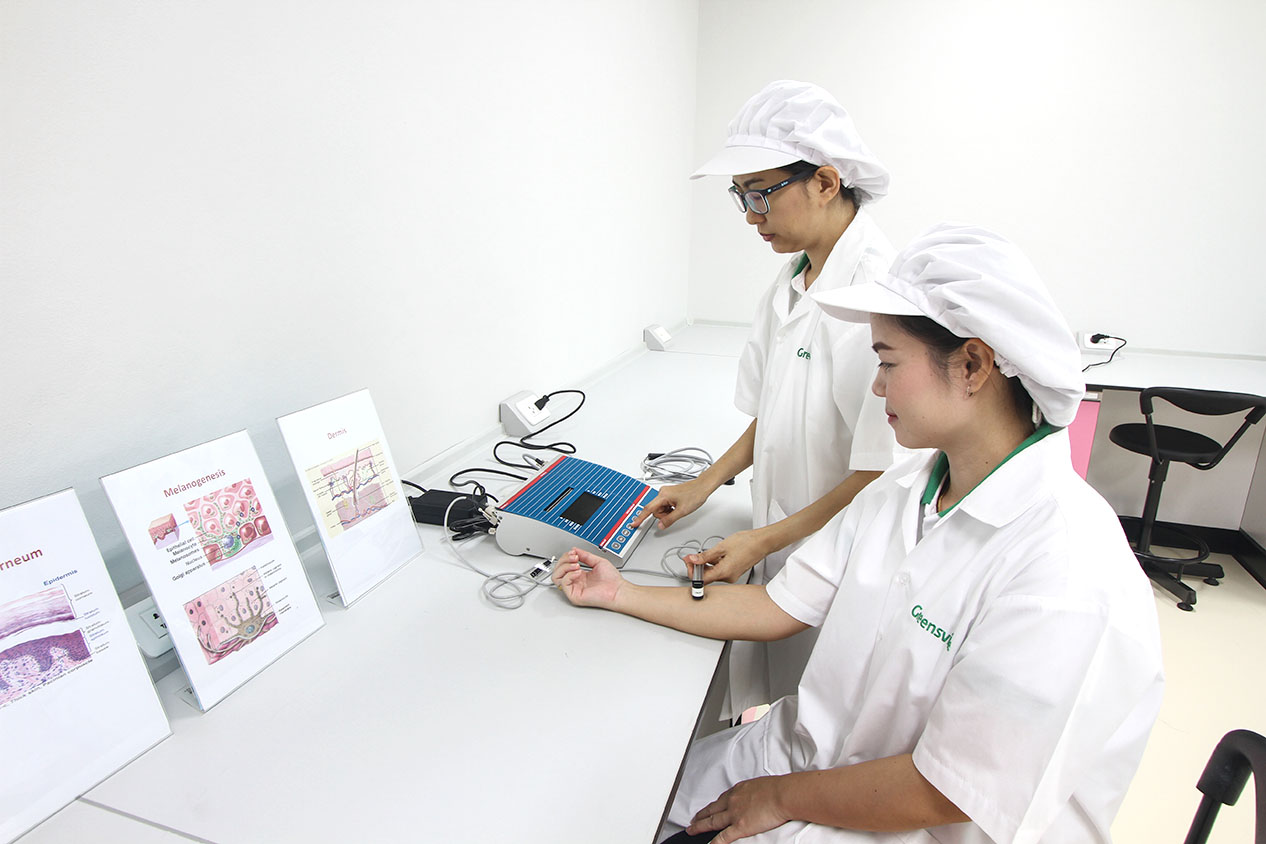 Skin testing and Evaluation